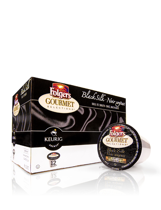 Black Silk K-Cup® Packs